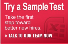 Try a Sample Test!