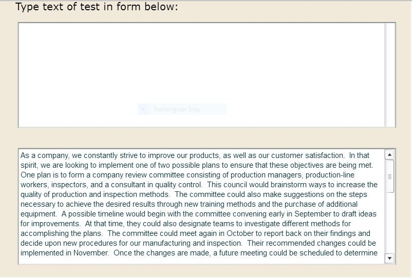 Typing Test And Data Entry Test Employ Test